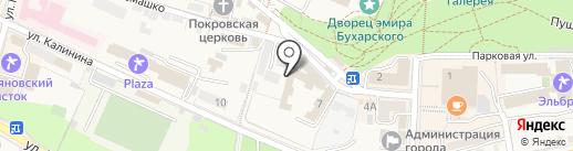Здоровье на карте Железноводска