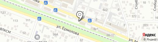 Art-Подарки на карте Пятигорска
