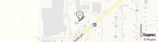 Стоматологическая поликлиника Предгорного района на карте Юц
