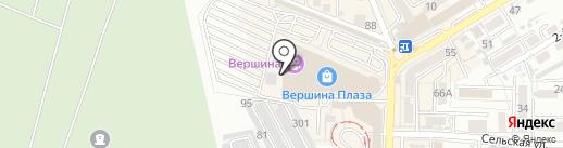 Proffline на карте Пятигорска
