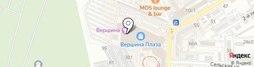 Bubble Waffle на карте Пятигорска
