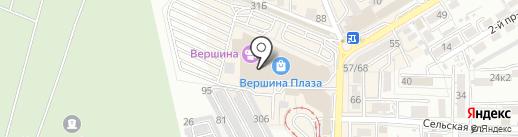 Зомби на карте Пятигорска