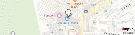 STENDERS на карте Пятигорска
