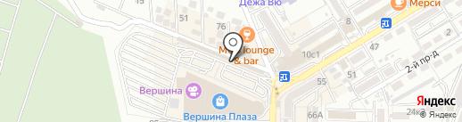 BSN на карте Пятигорска