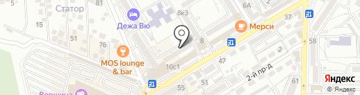 Optic Kids на карте Пятигорска