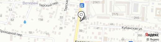 Антикризис на карте Пятигорска