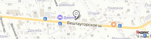 FotoKot на карте Пятигорска