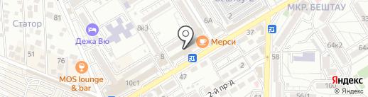 МАГИЯ БЕЛЬЯ на карте Пятигорска