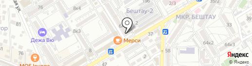 ТК Офис-Партнер на карте Пятигорска