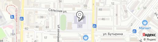 Гармония на карте Пятигорска