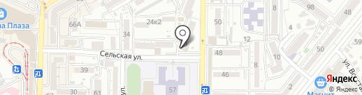 4Game на карте Пятигорска