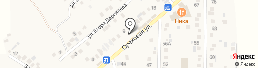 Юцкая пивная №1 на карте Юц