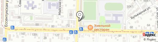 Best Friends на карте Пятигорска