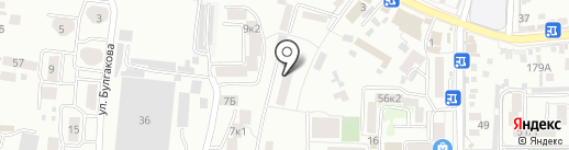 Пятигорский техникум торговли, технологий и сервиса на карте Пятигорска