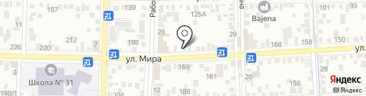 ШвейСервис на карте Пятигорска