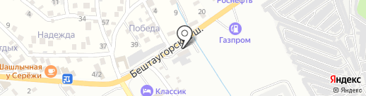 Art Room на карте Пятигорска