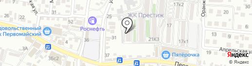 Теория.RU на карте Пятигорска