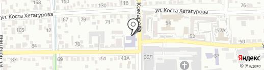 СКУД на карте Пятигорска