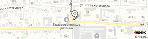 Fit Way на карте Пятигорска