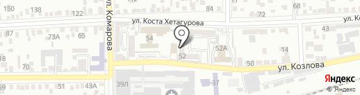 Управление Генеральной прокуратуры РФ в Северо-Кавказском федеральном округе на карте Пятигорска