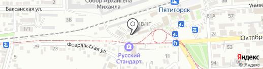 Compovik на карте Пятигорска