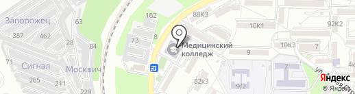 Decormetall на карте Пятигорска