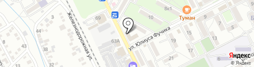 СОФТКОМ на карте Пятигорска