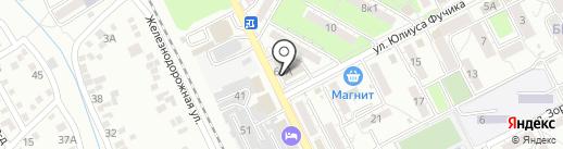 OZON.ru на карте Пятигорска