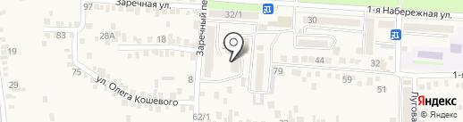 НИКА на карте Свобод