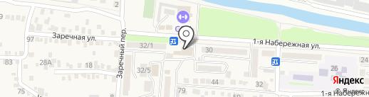 Доктор Люкс на карте Свобод
