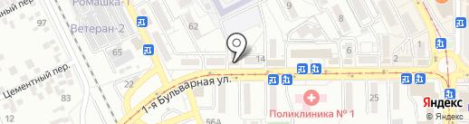 ProGame на карте Пятигорска