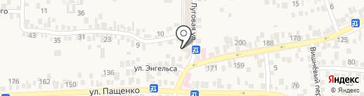 Ижор на карте Свобод