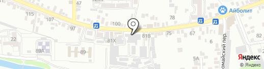 A-DETAL на карте Пятигорска