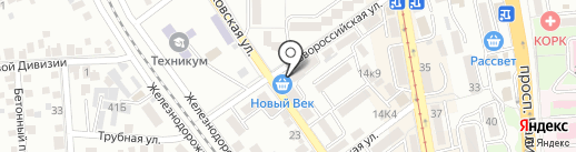 Bitam.ru на карте Пятигорска