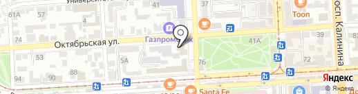 ИнфаPRO на карте Пятигорска