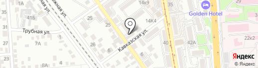 Inovage на карте Пятигорска