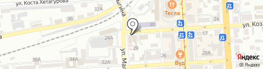 Poehali на карте Пятигорска