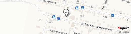 Мастер-Пласт на карте Свобод