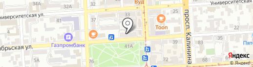 ДКП Онлайн на карте Пятигорска