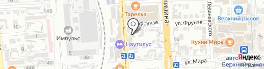 Insomnia на карте Пятигорска