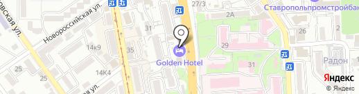 5com на карте Пятигорска