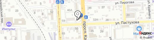 Логика комфорта на карте Пятигорска