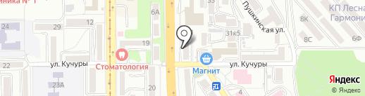 Ситилинк на карте Пятигорска