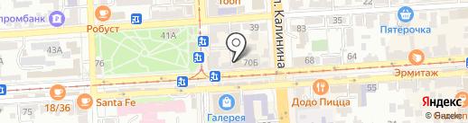 Rich на карте Пятигорска