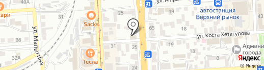 Эстетика и Медицина на карте Пятигорска