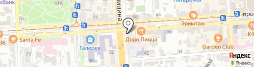 Trend_showroom на карте Пятигорска