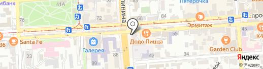 Мастерская по ремонту мобильных телефонов на карте Пятигорска