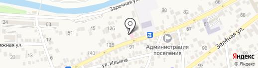 Поликлиника №1 на карте Свобод