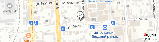 Dr.Mobile на карте Пятигорска