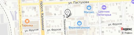 Да будет свет на карте Пятигорска